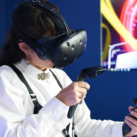 fashion predictions 2017: VR