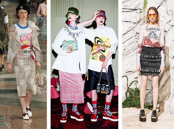 Resort 2017 Idea #3: The Graphic Tee