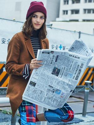 5 Outfit Combinations We're Stealing From This French-Girl Campaign