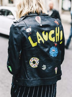 The Jacket Trend All the Cool Girls Are Wearing
