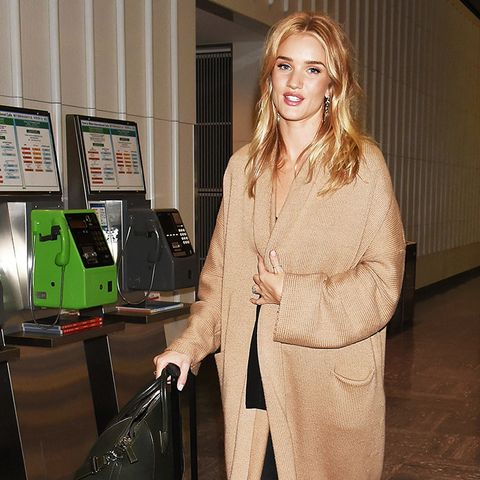 UGG boots and leggings outfit ideas: Rosie Huntington Whiteley