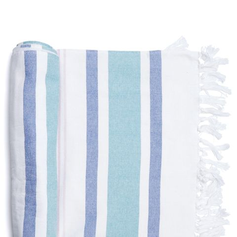 Leah Turkish Beach Towel
