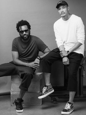 The Public School Designers Step Down From DKNY