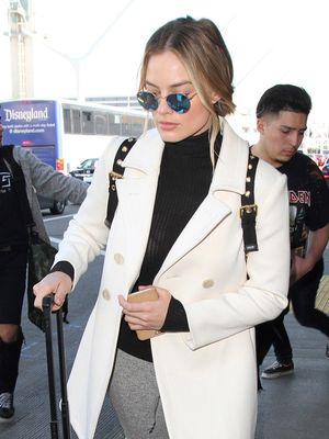 These Are Margot Robbie's Favorite Airport Shoes