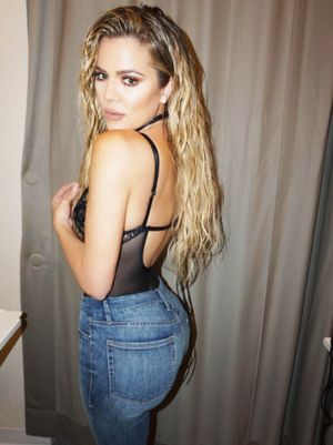 The 6 Moves Khloé Kardashian Swears By for a Better Butt