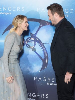 Proof That Jennifer Lawrence and Chris Pratt Are the Cutest Co-Stars Around