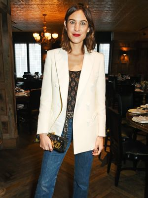 The Outfit Combination Alexa Chung Now Wears 24/7