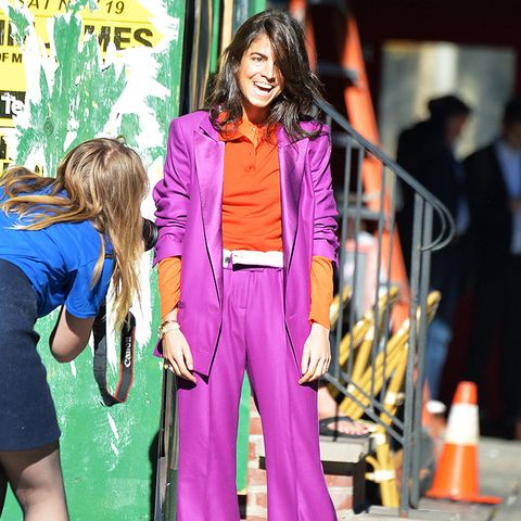 Best fashion influencers: Leandra Medine of Man Repeller