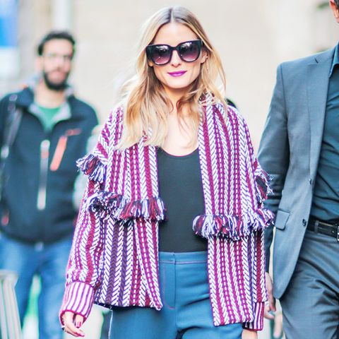 Best fashion influencers: Olivia Palermo