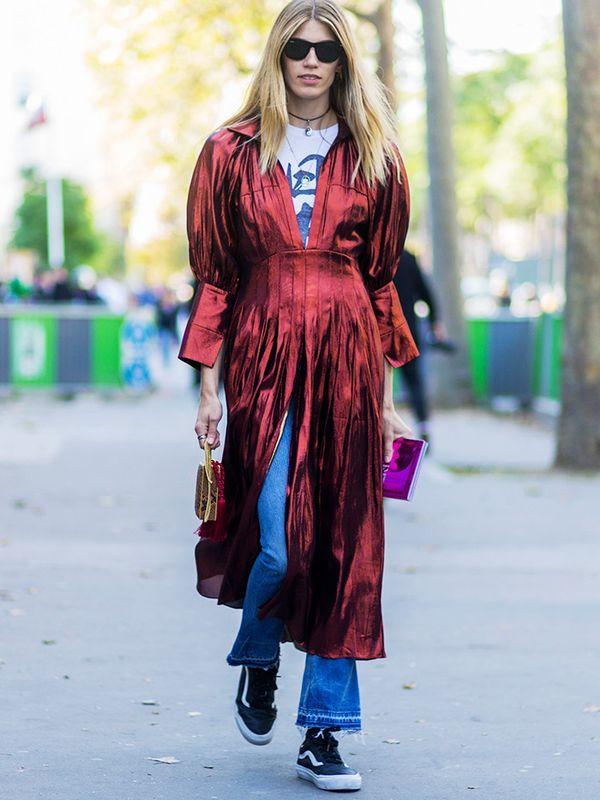 Best fashion influencers: Veronika Heilbrunner