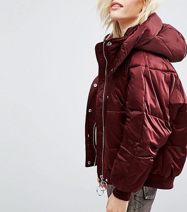 River Island Studio Padded Jacket