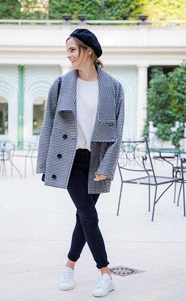 Emma Watson sustainable fashion: