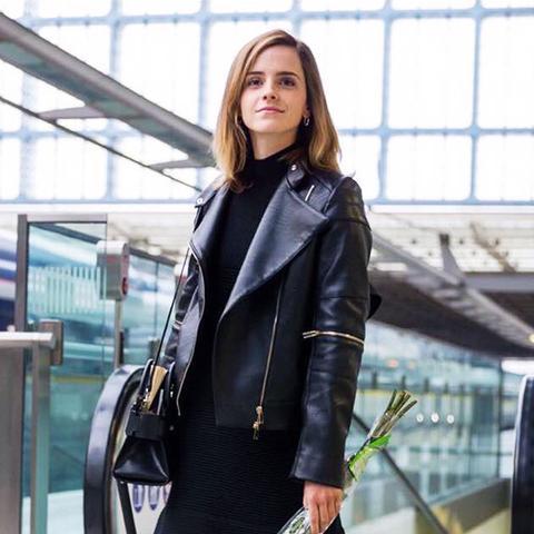 Emma Watson sustainable fashion: Woronstore