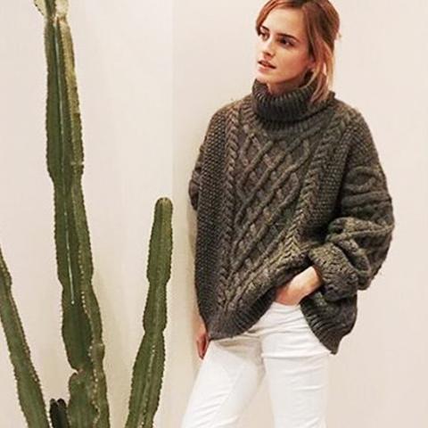 Ethical fashion Emma Watson: Veja