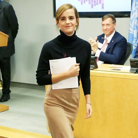 Ethical fashion Emma Watson: Zady