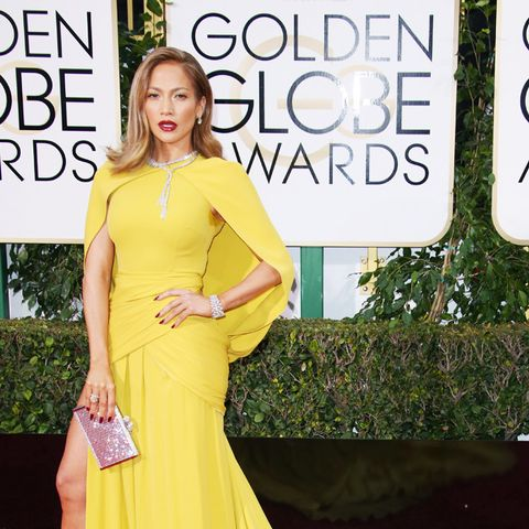 best red carpet dresses 2016: Jennifer Lopez