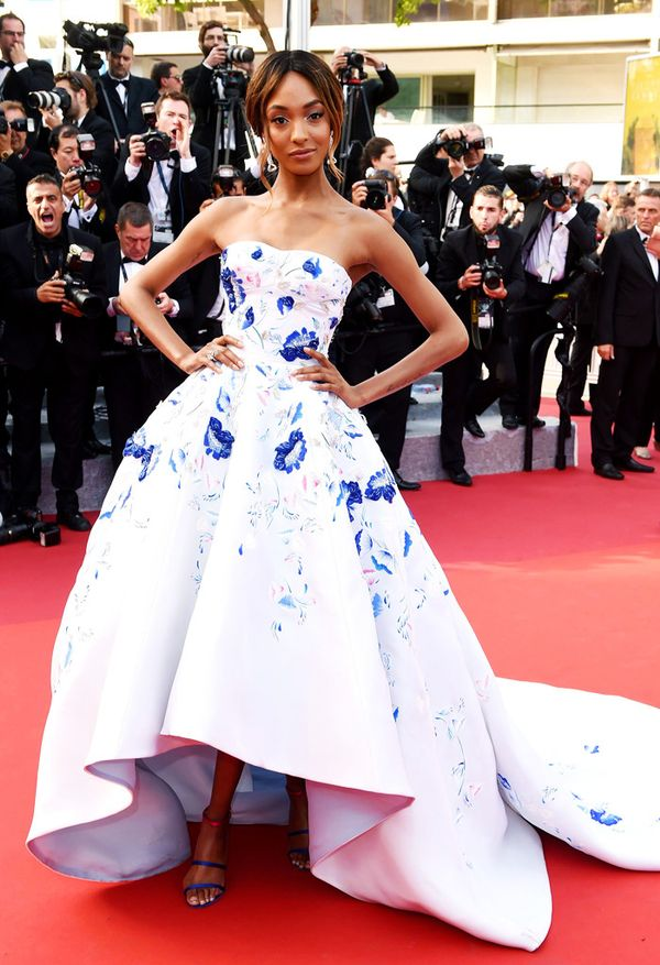 Who: Jourdan Dunn