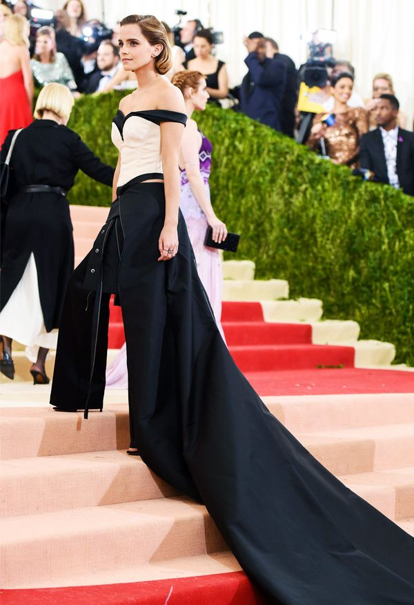 Who: Emma Watson