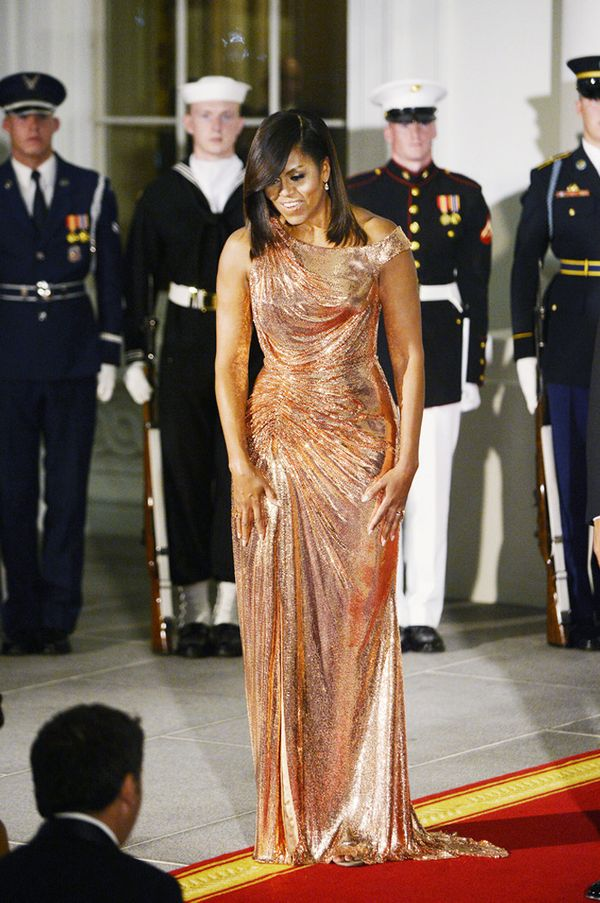 Who: Michelle Obama