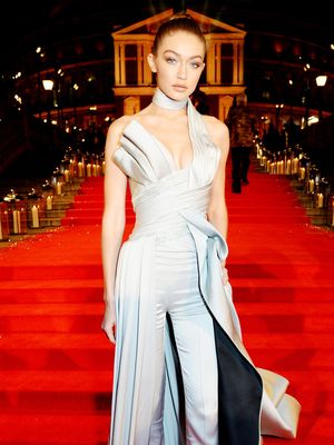 Gigi Hadid Leads the Best Dressed Stars at the 2016 Fashion Awards