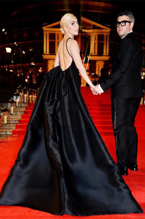 British Fashion Awards 2016 red carpet