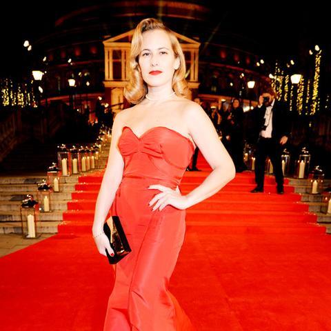 British Fashion Awards 2016 red carpet: Charlotte Dellal