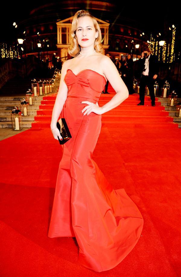 British Fashion Awards 2016 red carpet: Olivia Palermo