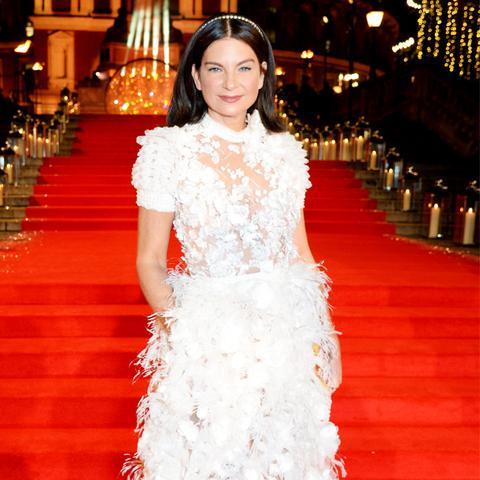 British Fashion Awards 2016 red carpet: Natalie Massenet