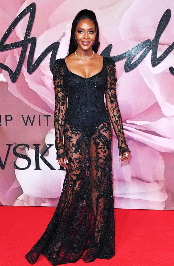 British Fashion Awards 2016 red carpet: