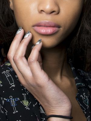 PSA: You've Been Applying Glitter Nail Polish Wrong This Whole Time