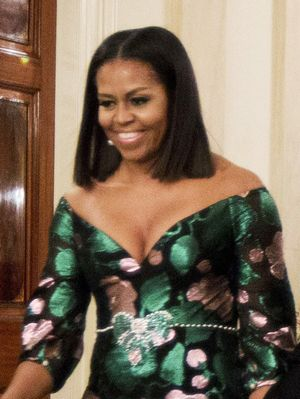 Michelle Obama Wore This for the First Time Last Night