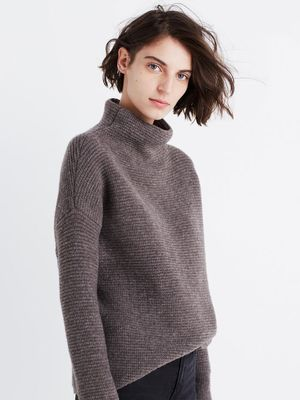 It's Official: These Are the 5 Madewell Sweaters Everyone Wants