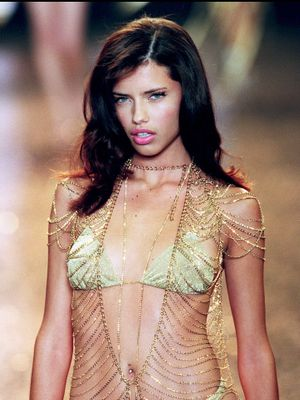 From 1999 to 2016: See Adriana Lima's Incredible Victoria's Secret Evolution