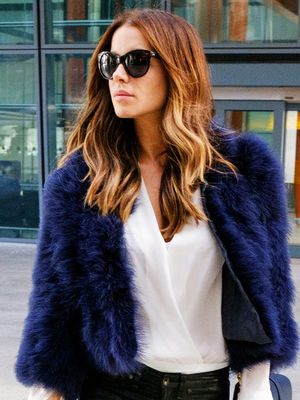 The Statement-Making Outerwear Trend That's Actually Pretty Practical