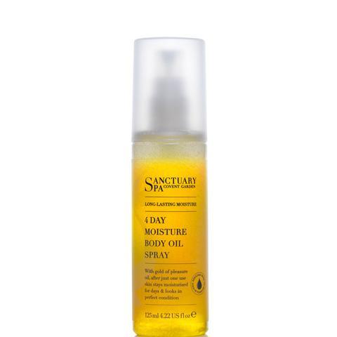 4 Day Moisture Body Oil Spray