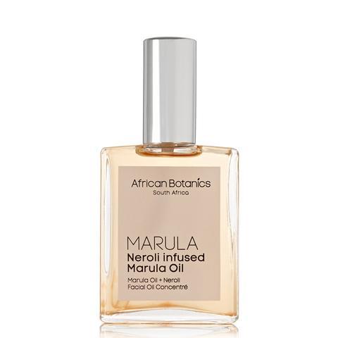 Marula Neroli Infused Marula Oil