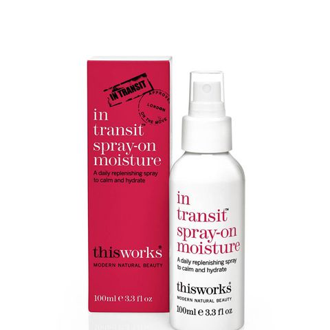 In Transit Spray-On Moisture