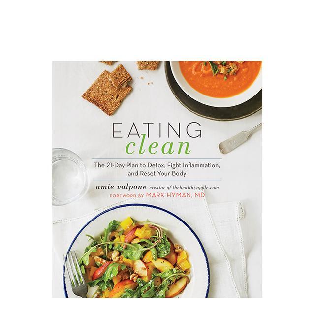 clean eating detox book