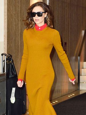 The One Trend You Need to Try in 2017, According to Victoria Beckham