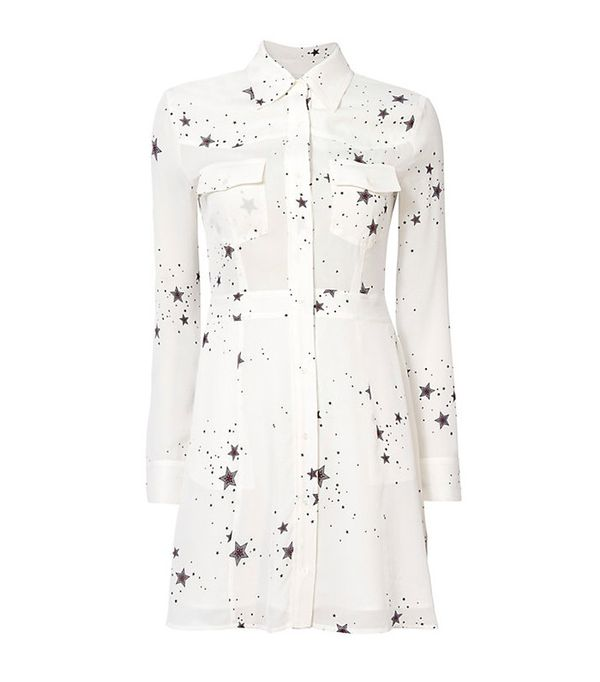 A.L.C. Pedro Star Blouse Dress