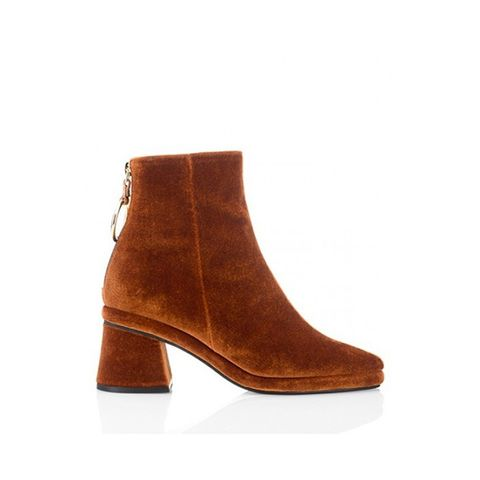 Ring Middle Boots