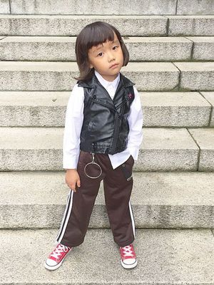 You Need to See How Stylish This 6-Year-Old Instagrammer Is