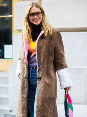 5 Outfit Ideas With Tights (Because It's Freezing Outside)