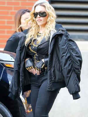 Watch Madonna's Epic Carpool Karaoke Segment