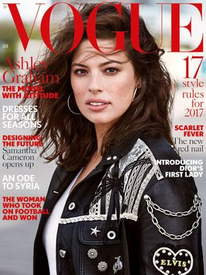 Why Coach's Decision to Dress Ashley Graham for Vogue Is So Important