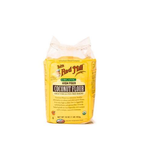 Organic High Fiber Coconut Flour