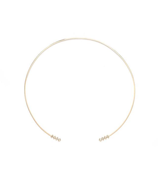 Azlee Single Burst Collar