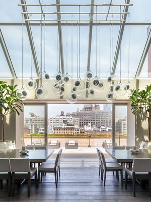 Tour the Stunning Tribeca Penthouse Adele Rented During Her NYC Tour