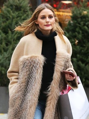 It's a Dream Come True: Olivia Palermo's Sweater Is Under $60