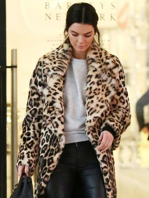 What Celebrities Wear to Go Holiday Shopping